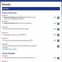 Nodal Ninja User Guides and Manuals